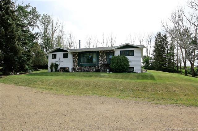 11514 Range Road 63 , 5 bed, 3 bath, at $590,000