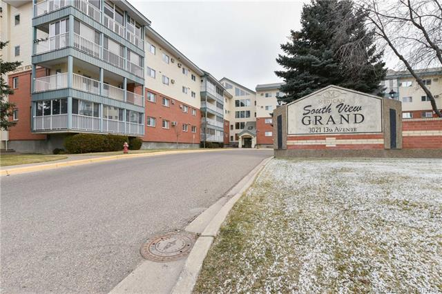 3021 13 Avenue SE #216, 1 bed, 1 bath, at $139,500