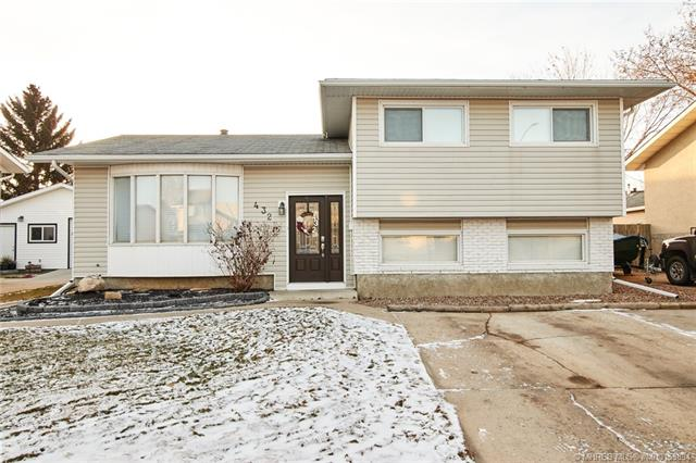 432 Sissons Crescent SE, 4 bed, 2 bath, at $299,500