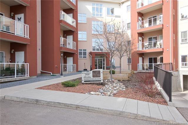 2800 13 Avenue SE #117, 1 bed, 1 bath, at $239,900