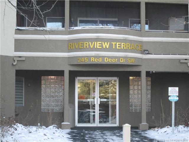 245 Red Deer Drive SW #510, 2 bed, 2 bath, at $124,900