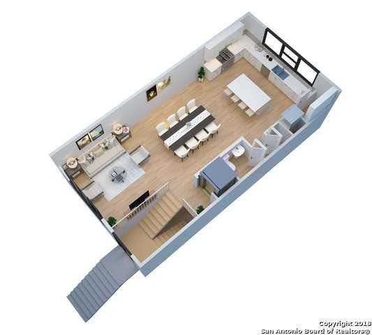 318 W Grayson St Apt 21, 3 bed, 4 bath, at $679,000