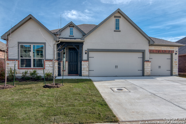 231 Woods Of Boerne Blvd, 3 bed, 3 bath, at $374,990