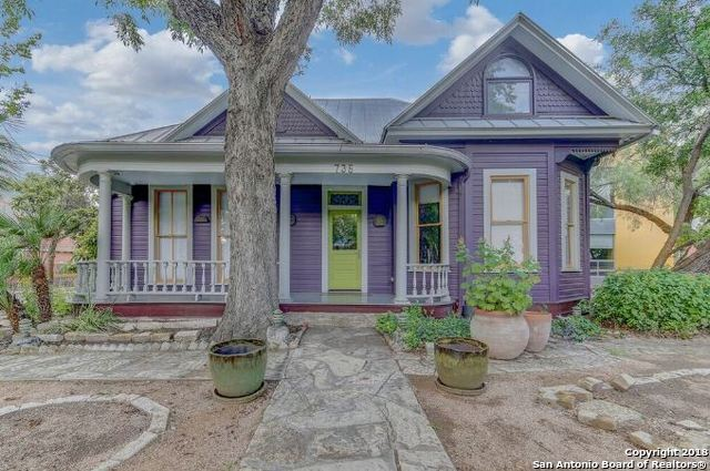 735 E Guenther St, 5 bed, 5 bath, at $1,150,000