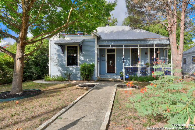 627 E Guenther St, 2 bath, at $419,000