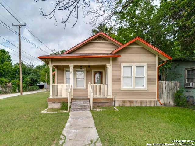 811 Gillespie St, 3 bed, 2 bath, at $230,000