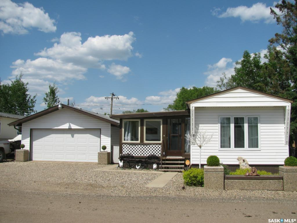 46 Eastview Trailer Court, 2 bed, 1 bath, at $89,900