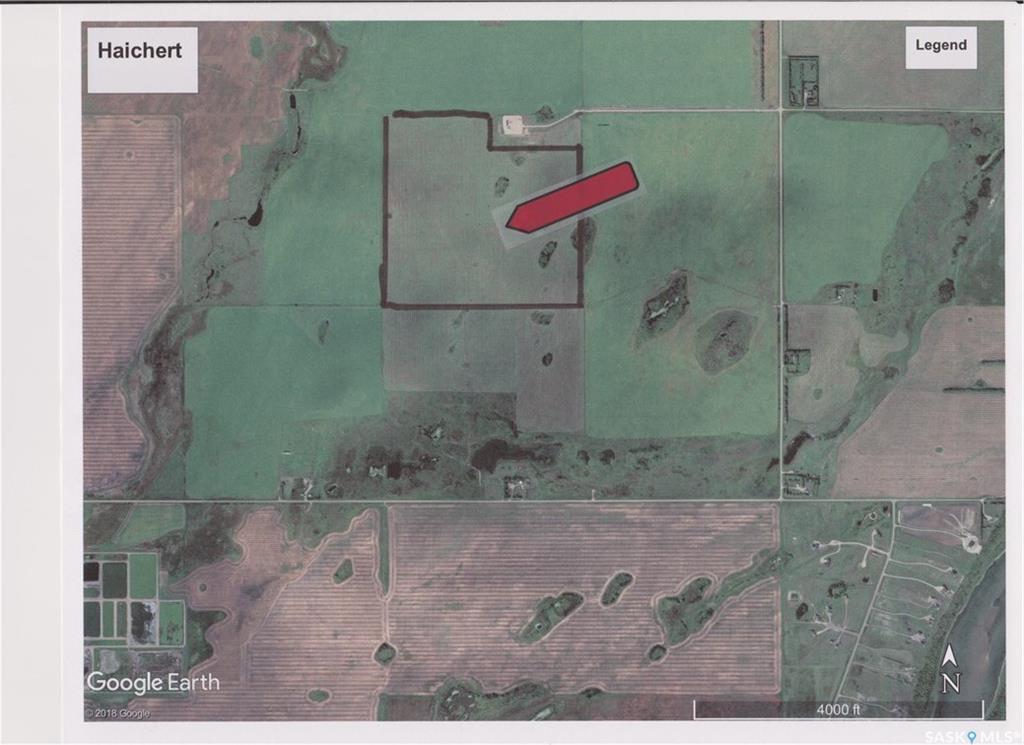 Haichert Land, at $550,000