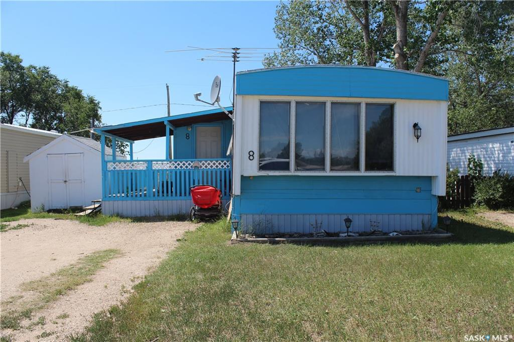 8 Cypress Mobile Home Park, 2 bed, 1 bath, at $19,000