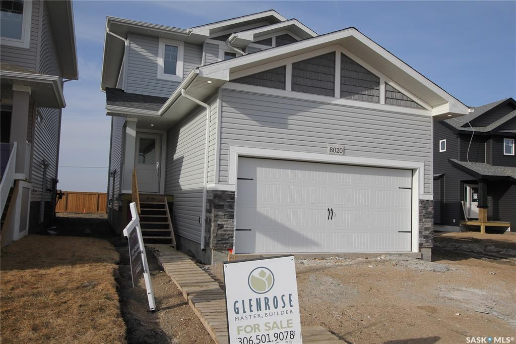 8020 Barley Crescent, Regina, Saskatchewan   MLS® # SK755673