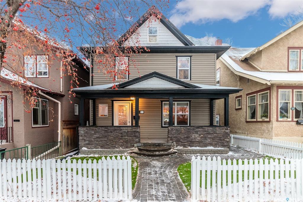 509 Dufferin Avenue, 4 bed, 2 bath, at $514,900