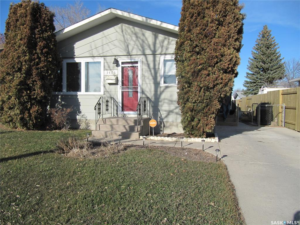 3406 Diefenbaker Drive, 3 bed, 1 bath, at $235,900