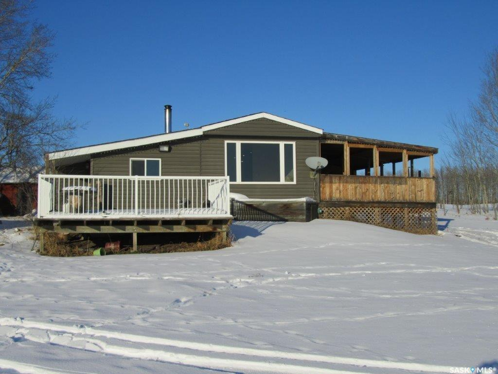 Acreage 12 Acres - 22kms East of Meadow Lake, 2 bed, 1 bath, at $229,000