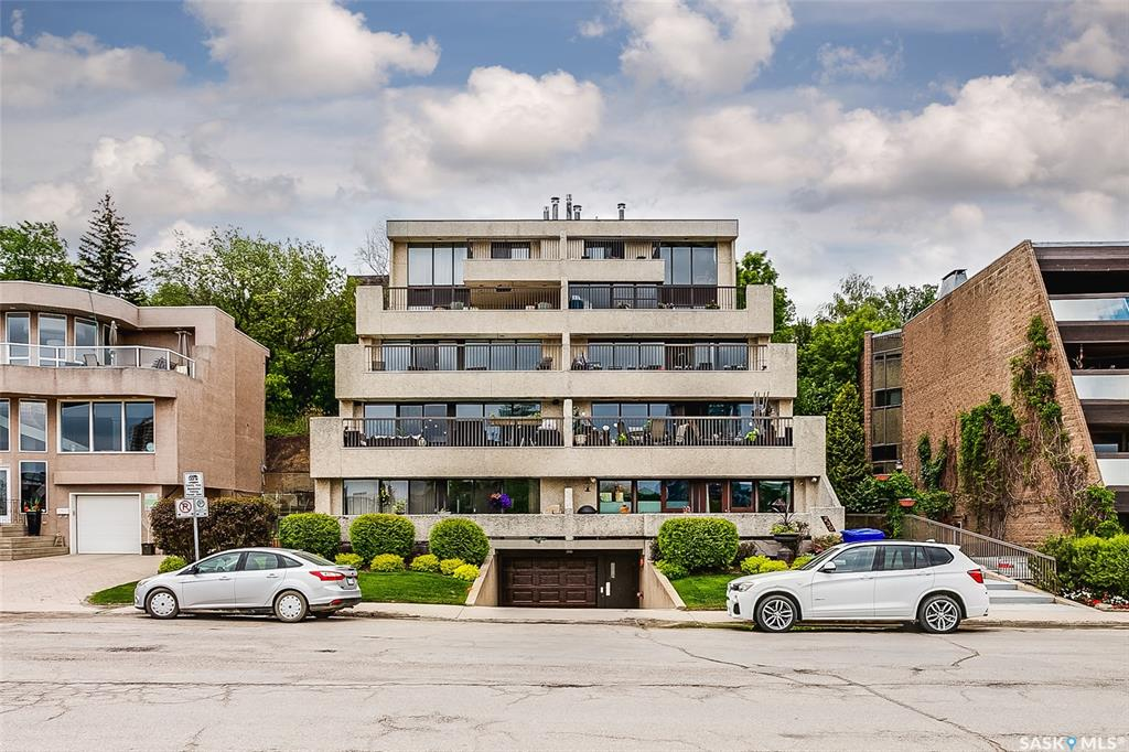 230 Saskatchewan Crescent E #302, 2 bed, 2 bath, at $749,900