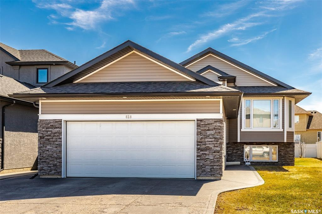 818 Wilkins Court, 4 bed, 3 bath, at $459,000