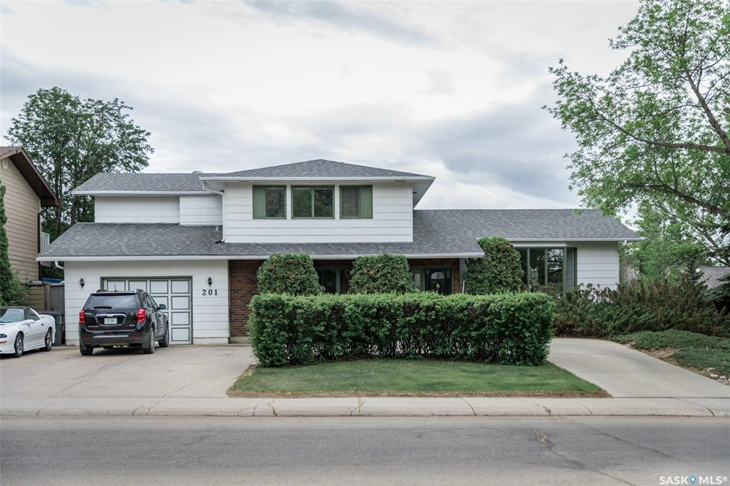 201 Assiniboine Drive, 6 bed, 4 bath, at $589,900