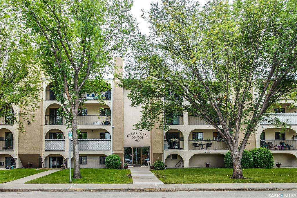 610 Hilliard Street W #407, 2 bed, 1 bath, at $149,900