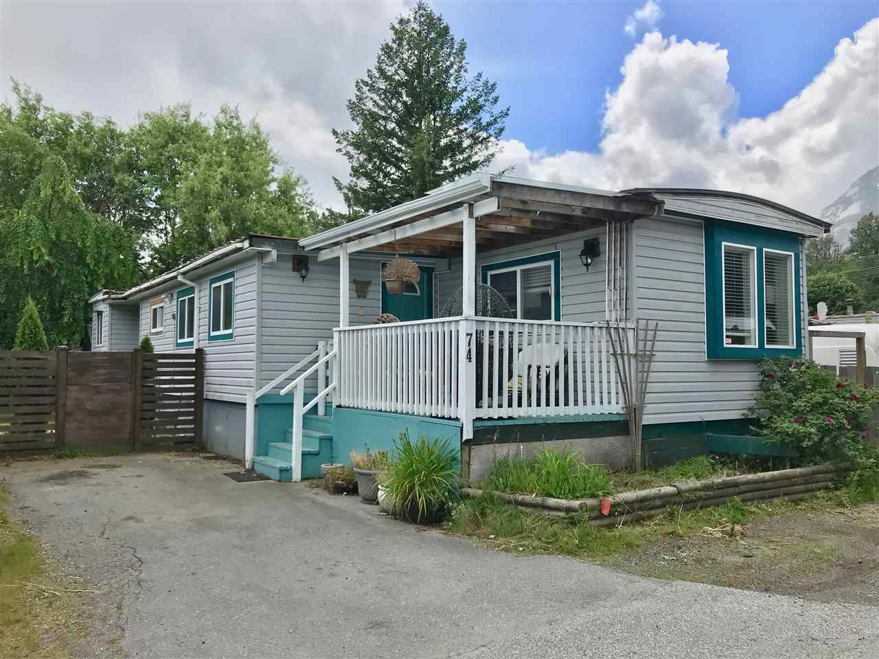 74 40157 GOVERNMENT ROAD, 3 bed, 1 bath, at $219,000