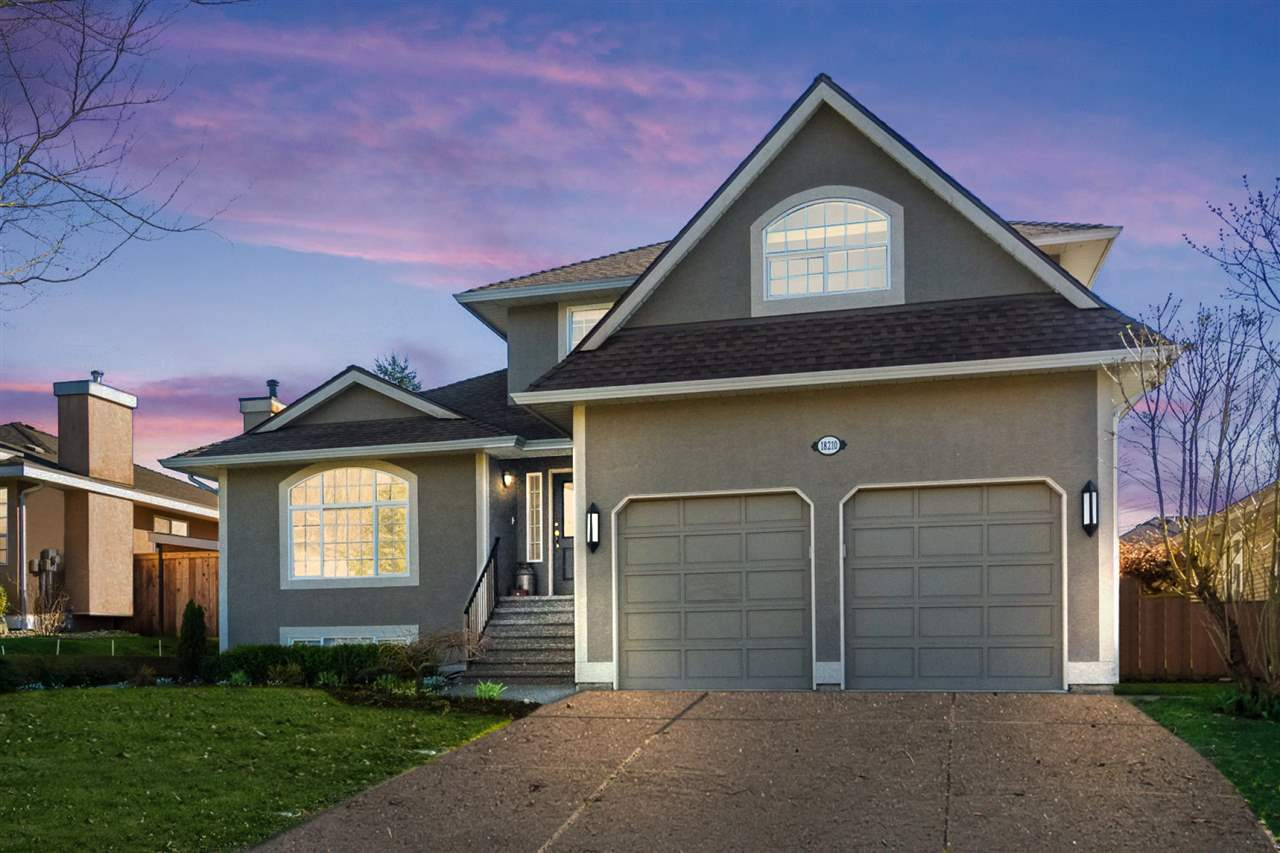 18210 CLAYTONWOOD CRESCENT, 4 bed, 4 bath, at $1,224,900