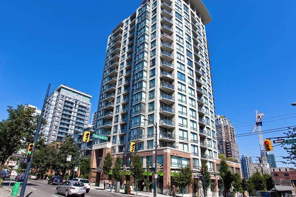 1101 1082 SEYMOUR STREET, 1 bed, 1 bath, at $611,700
