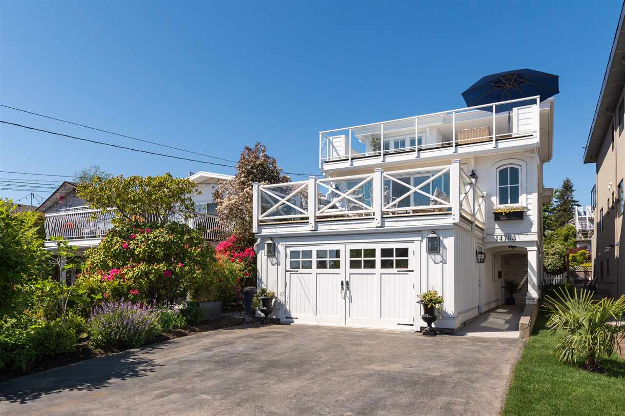14763 THRIFT AVENUE, 3 bed, 3 bath, at $1,998,000