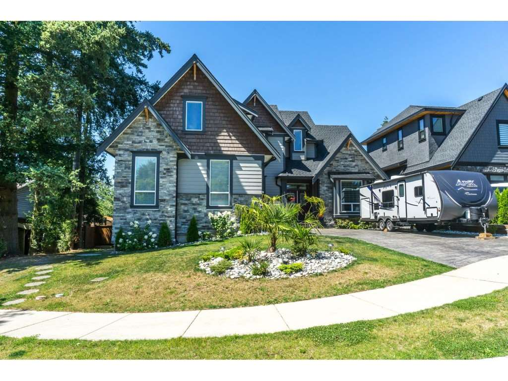 5655 182A STREET, 6 bed, 5 bath, at $1,590,000