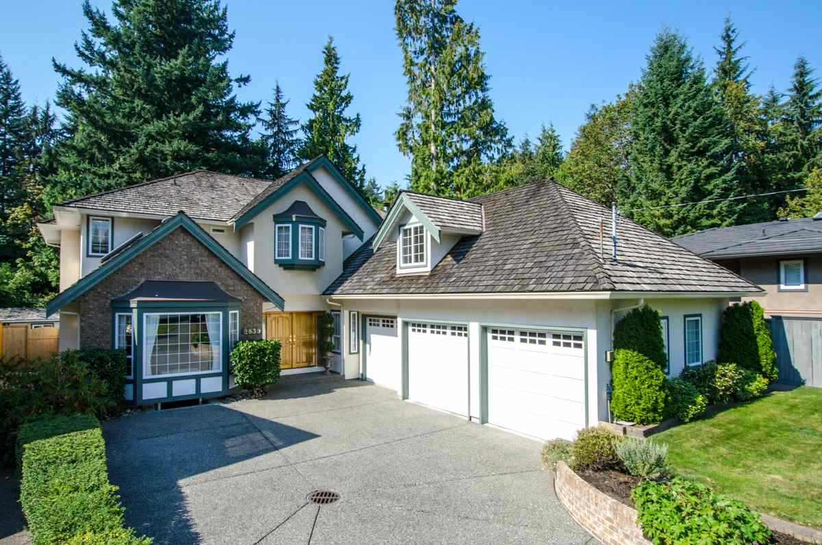 2839 CRESCENTVIEW DRIVE, 6 bed, 4 bath, at $3,488,000