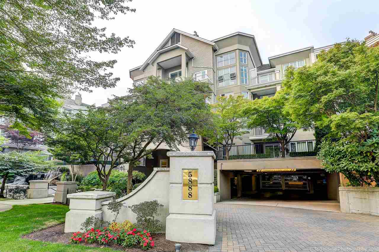 207 5888 DOVER CRESCENT, 2 bed, 2 bath, at $638,000