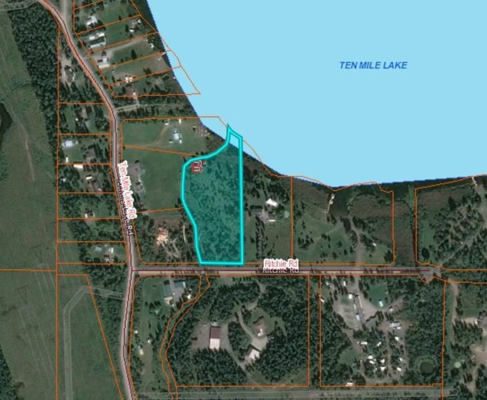 LOT 1 RITCHIE ROAD, at $285,000