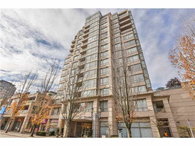 1101 6191 BUSWELL STREET, 2 bed, 2 bath, at $639,000
