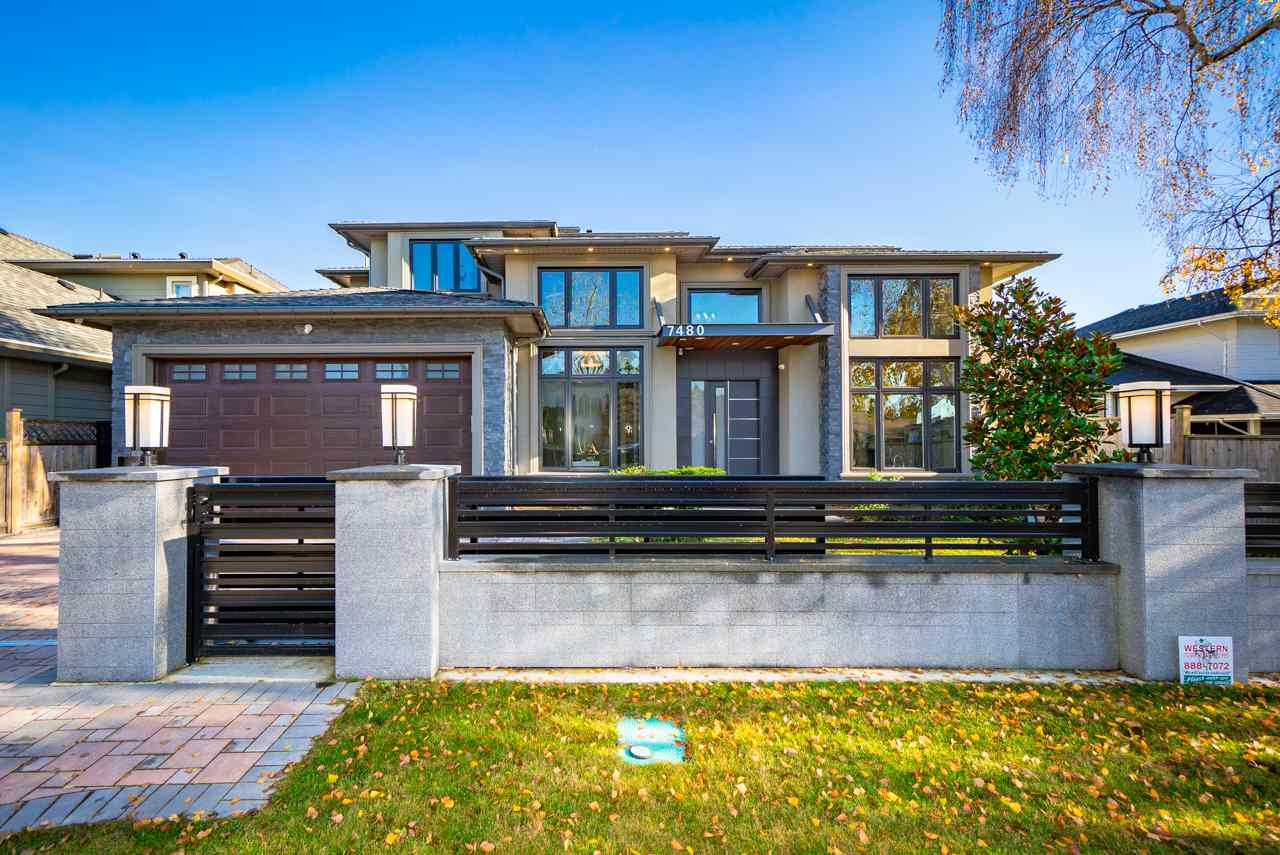 7480 WINCHELSEA CRESCENT, 4 bed, 5 bath, at $2,699,000