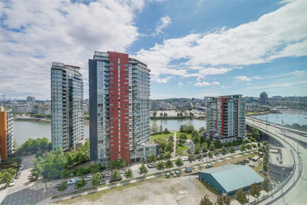 1057 38 SMITHE STREET, 2 bed, 2 bath, at $899,900