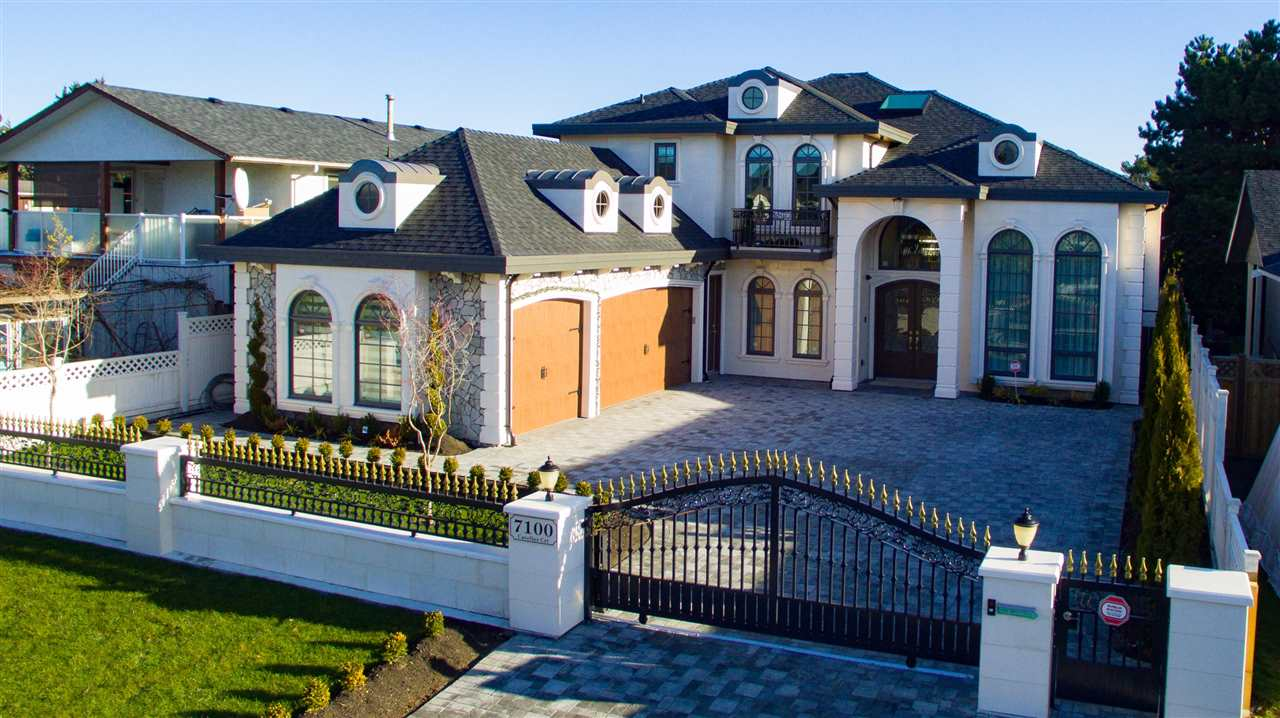7100 CAVELIER COURT, 5 bed, 6 bath, at $3,680,000