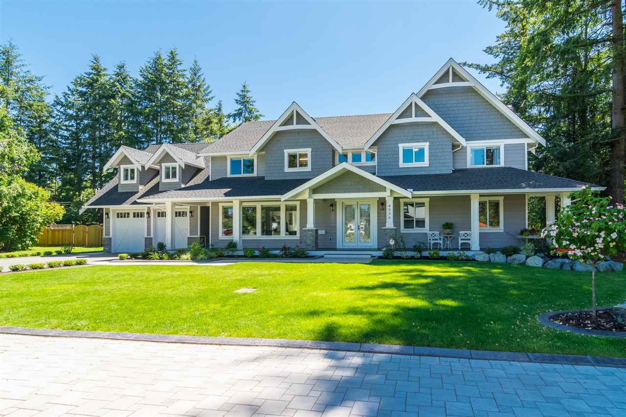 4536 SOUTHRIDGE CRESCENT, 6 bed, 5 bath, at $2,488,000