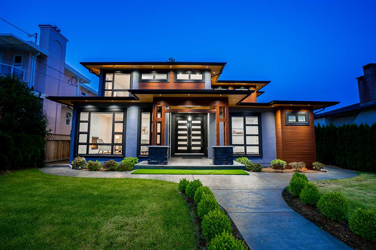 1350 CLIFF AVENUE, 6 bed, 7 bath, at $2,189,000