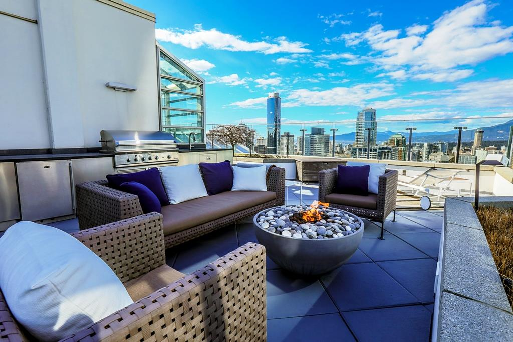2902 565 SMITHE STREET, 2 bed, 2 bath, at $2,968,900