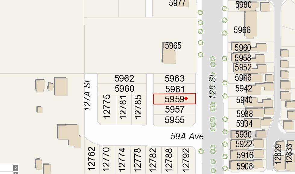 5959 128 STREET, at $599,900