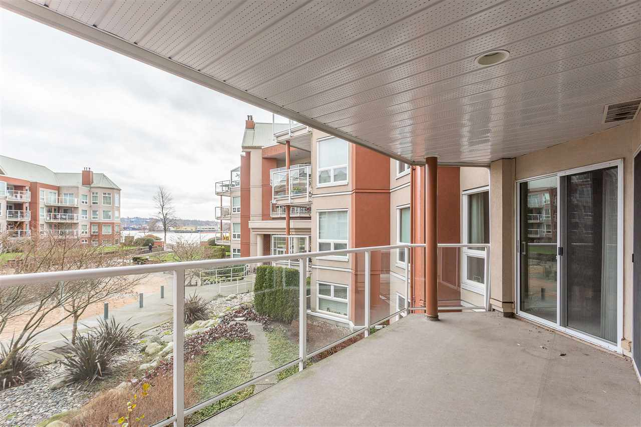209 1240 QUAYSIDE DRIVE, 2 bed, 2 bath, at $859,500