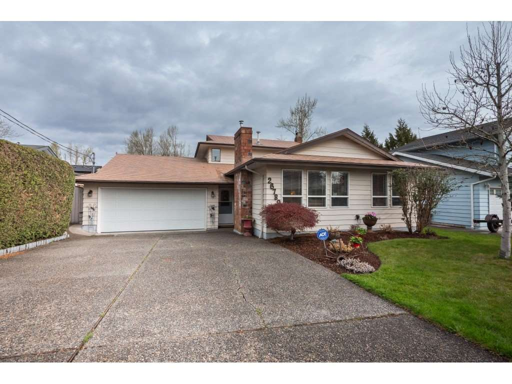26789 32 AVENUE, 3 bed, 3 bath, at $754,500