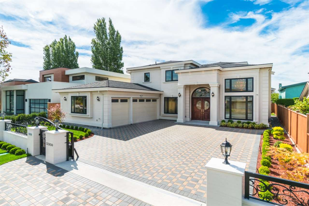 3360 BENTINCK PLACE, 5 bed, 5 bath, at $3,488,000