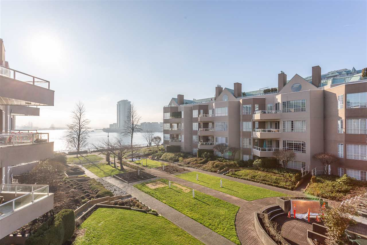 308 1150 QUAYSIDE DRIVE, 2 bed, 2 bath, at $545,900
