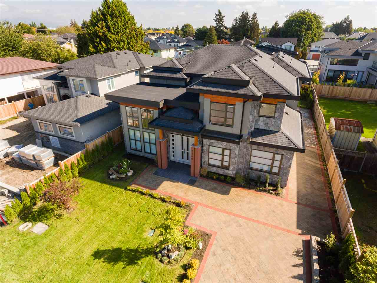 7160 PARRY STREET, 5 bed, 6 bath, at $2,699,000