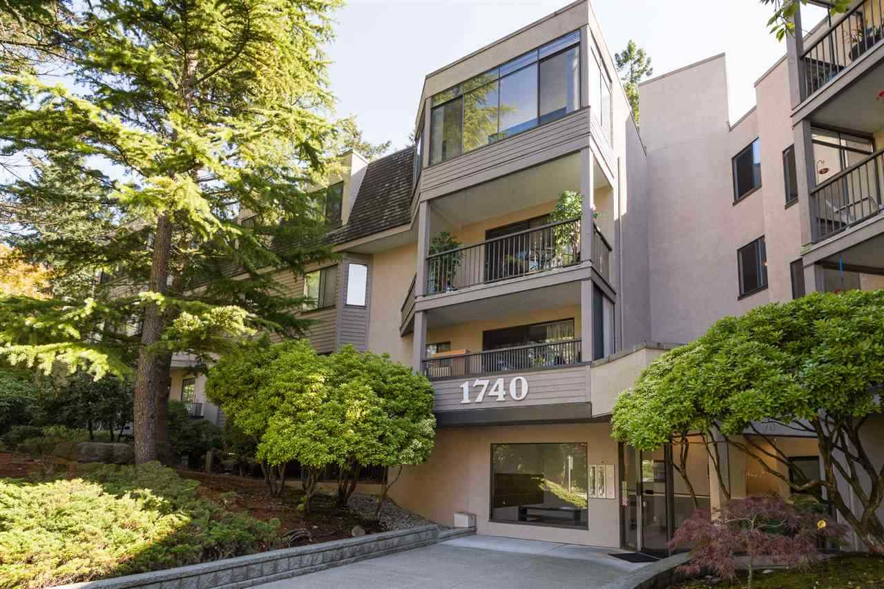 201 1740 SOUTHMERE CRESCENT, 2 bed, 2 bath, at $348,000