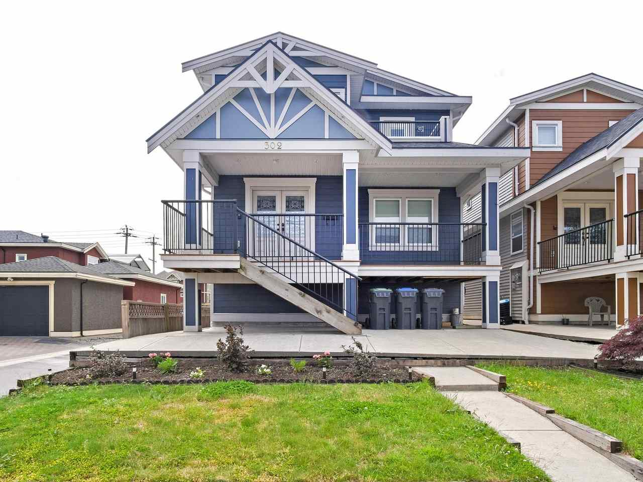 302 LAWRENCE STREET, 6 bed, 4 bath, at $1,278,124