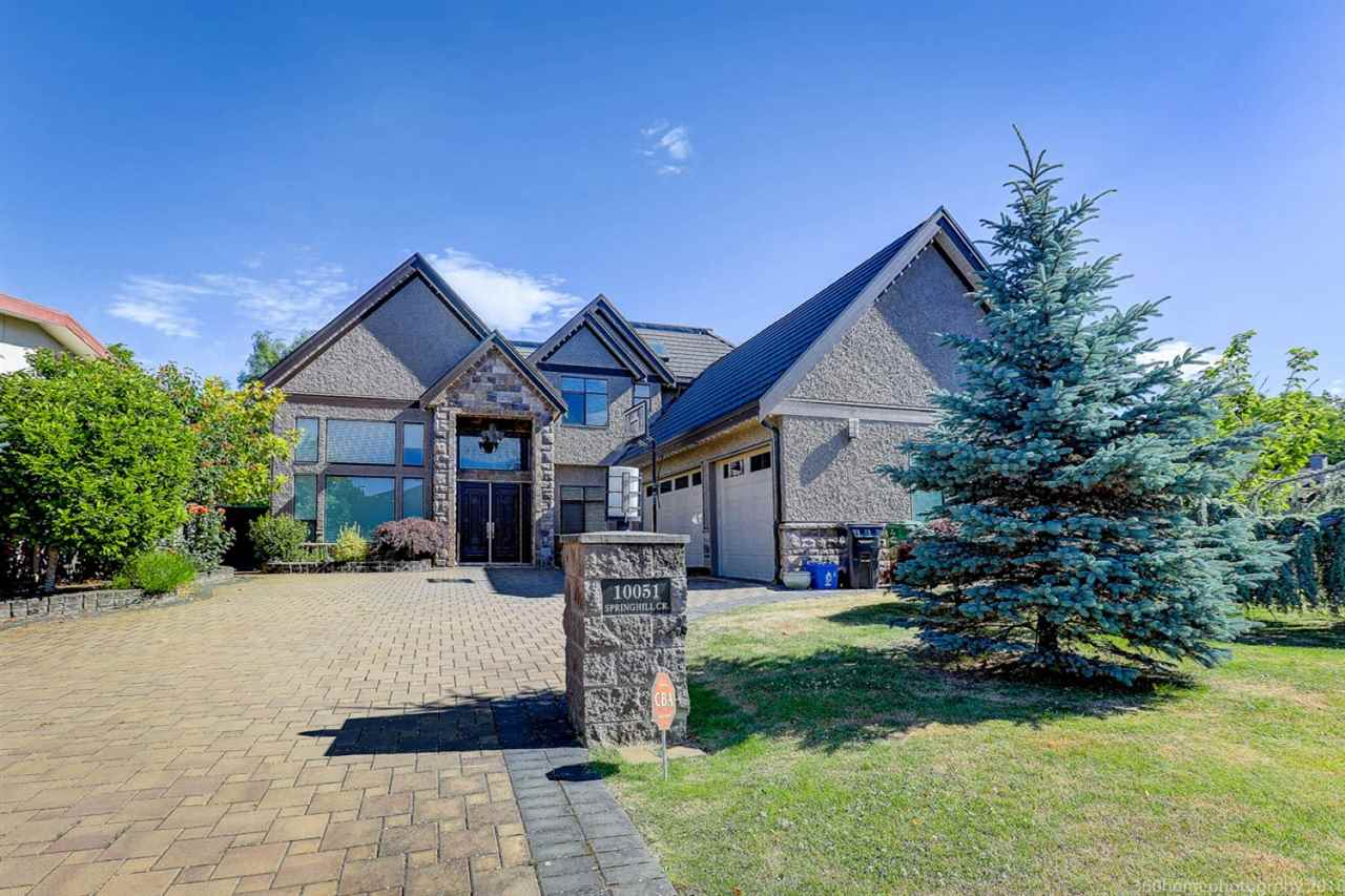 10051 SPRINGHILL CRESCENT, 4 bed, 5 bath, at $2,499,000