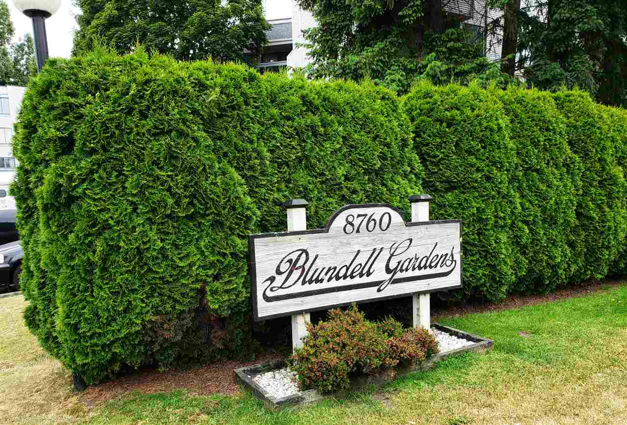 107 8760 BLUNDELL ROAD, 2 bed, 2 bath, at $525,000