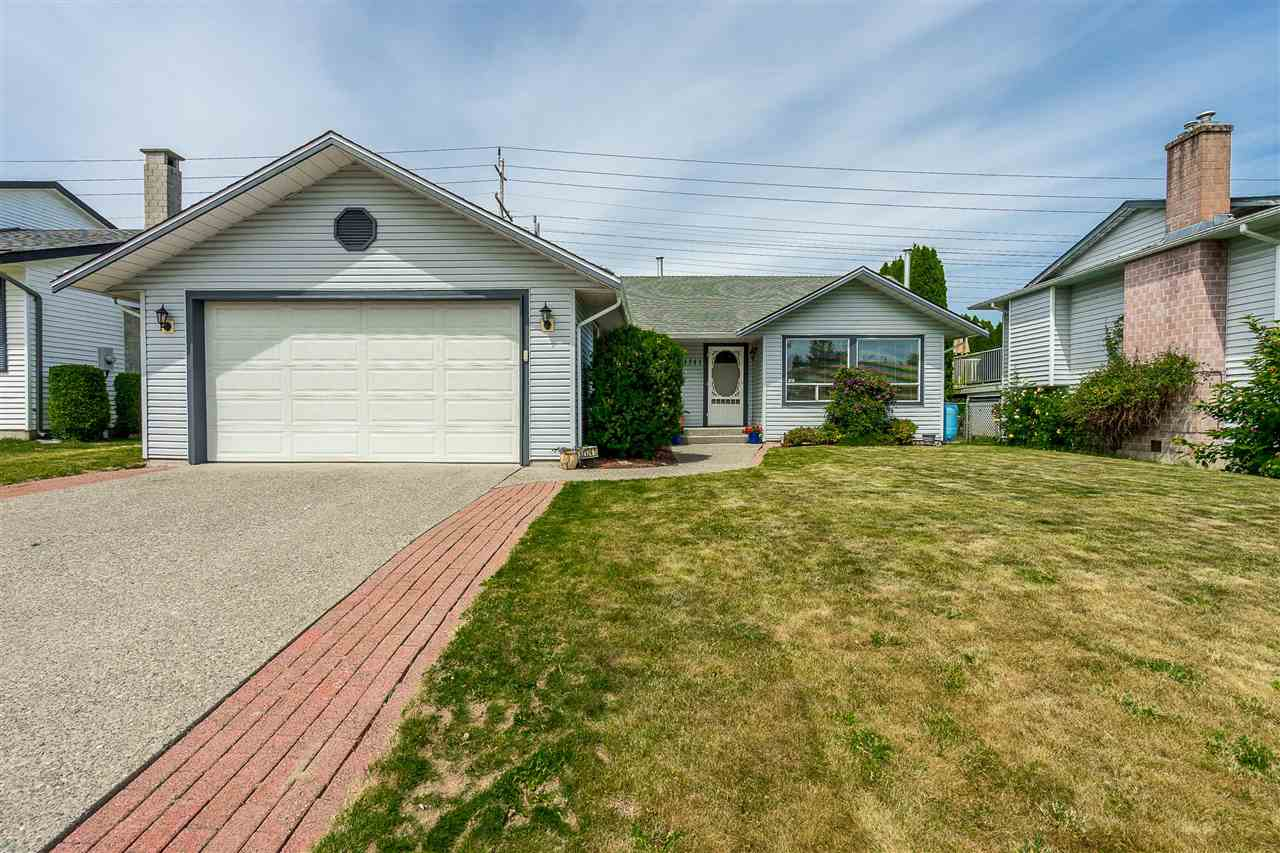 21241 95 AVENUE, 3 bed, 2 bath, at $779,000