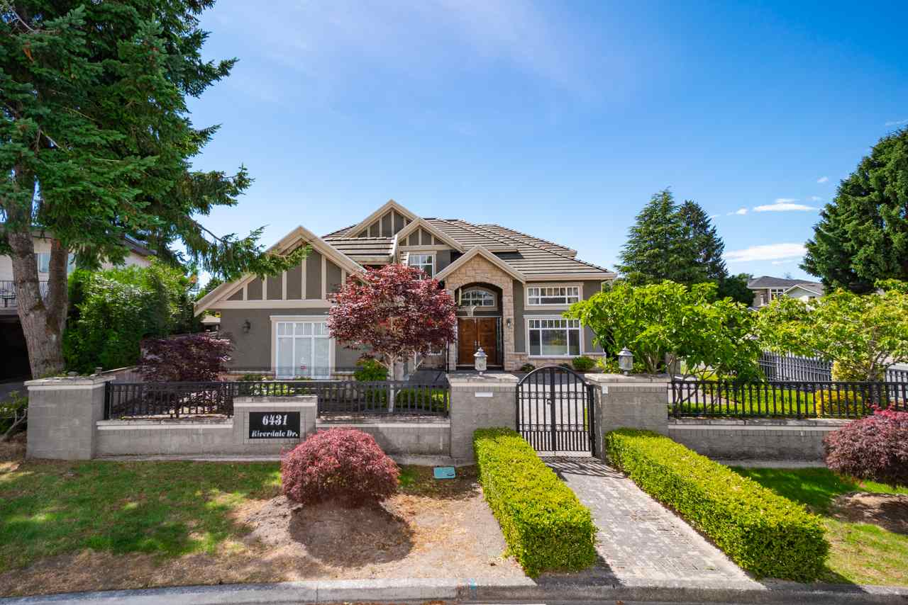 6431 RIVERDALE DRIVE, 5 bed, 6 bath, at $2,858,000