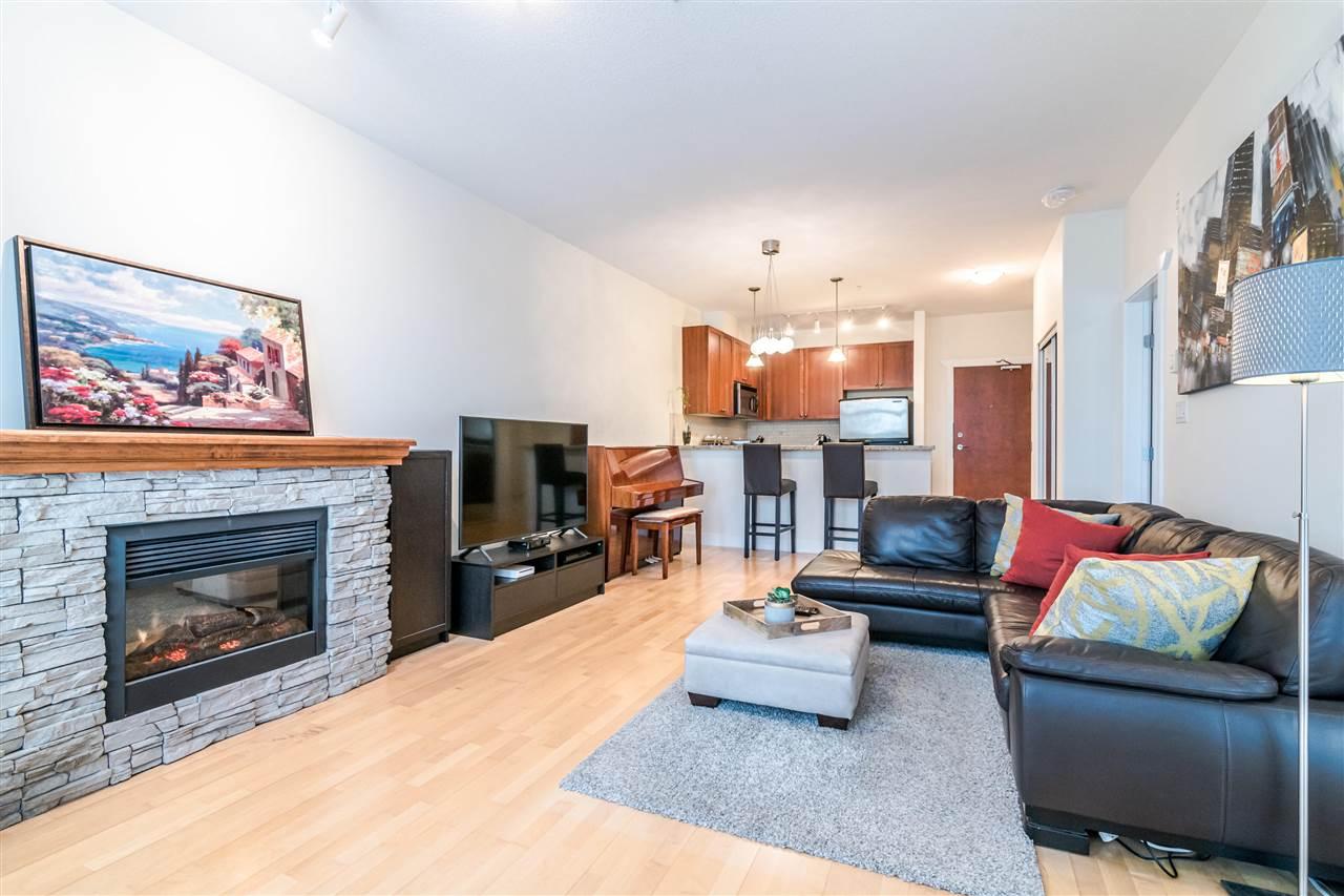 217 4280 MONCTON STREET, 1 bed, 1 bath, at $459,000