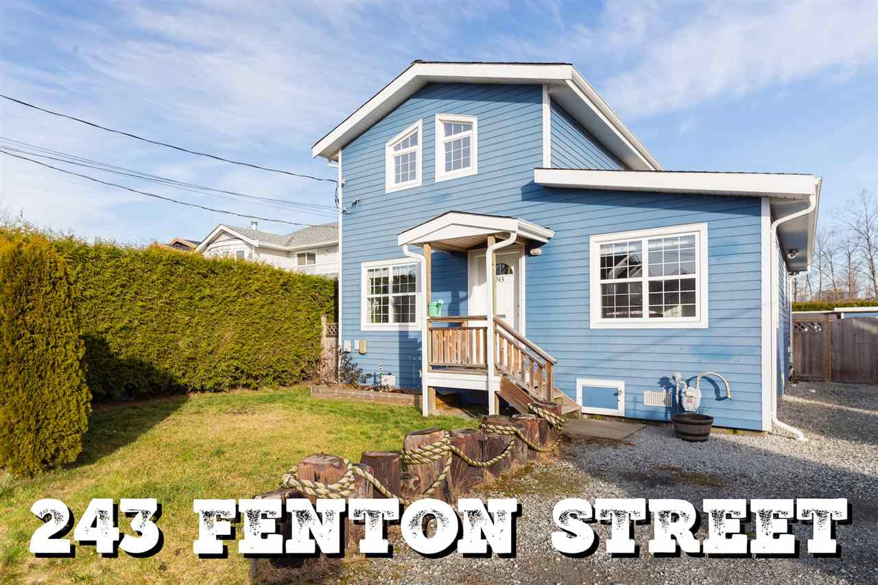 243 FENTON STREET, 2 bed, 1 bath, at $799,000